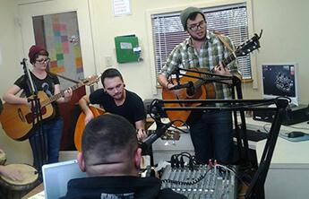 Morton College Radio